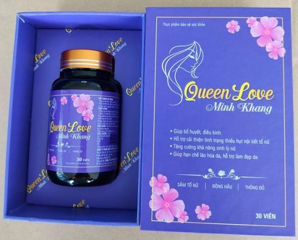 Queen Love Minh Khang